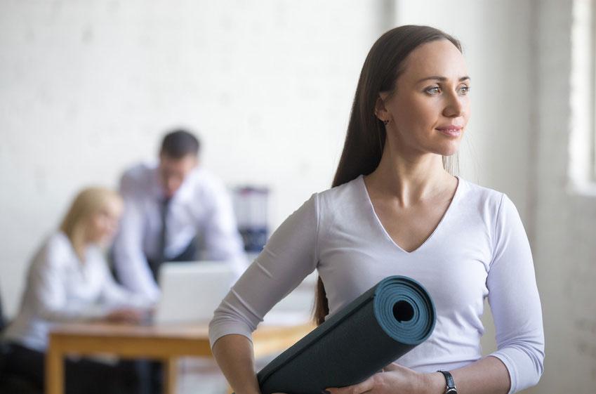Yoga empresas en Barcelona